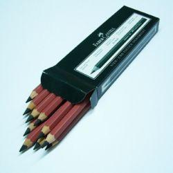 Ołówek Faber-Castell do znakowania mięsa brązowa