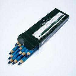 Ołówek Faber-Castell do znakowania mięsa niebieska