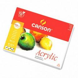 Blok Canson ACRYLIC 400g 50ark.24x32cm
