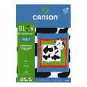 Blok Canson rysunkowy biały A3 90g.20ark.