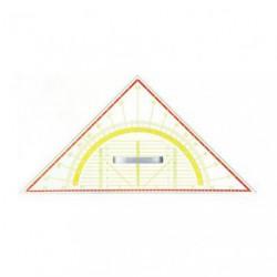 Geo trójkąt tablicowy Leniar 60cm