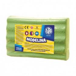 Astra modelina 1KG zielona jasna