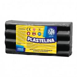 Astra plastelina 1kg. czarna 33230