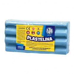 Astra plastelina 1kg. niebieska jasna 29137