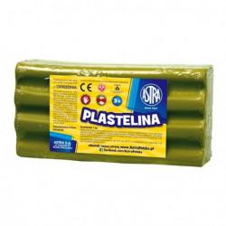 Astra plastelina 1kg. oliwkowa 29479