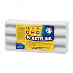 Astra plastelina 1kg. biała 28056