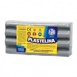 Astra plastelina 1kg. popielata - szara 28057