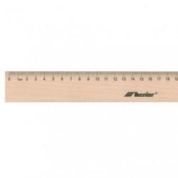 Linijka drewniana Leniar 20cm