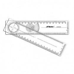 Goniometr Leniar 20cm
