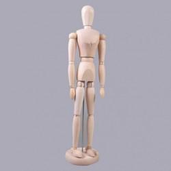 Manekin Leniar mężczyzna 40cm