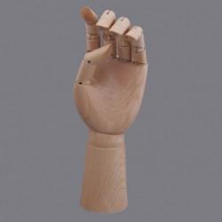 Model dłoni 30cm. LEWA