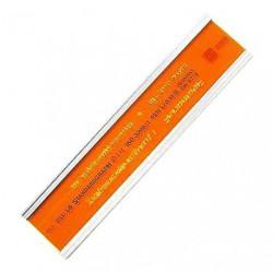 Szablon Standardgraph litery kursywa 0,18cm