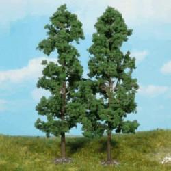 Model drzewa BUK 2szt.18cm HEKI 1130