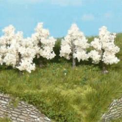 Model drzewa JABŁOŃ KWITNĄCA 6szt.4cm HEKI 1163