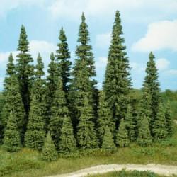 Model drzewa JODŁA 3szt.16-18cm HEKI 2155