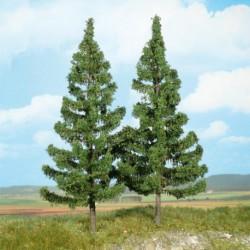 Model drzewa ŚWIERK 2szt.17cm HEKI 2125