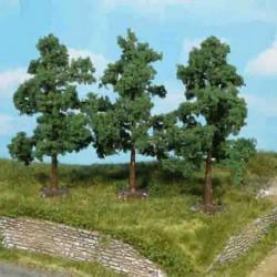 Model drzewa OWOCOWE 4szt.12cm HEKI 1164