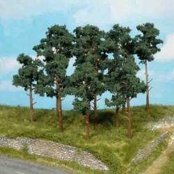 Model drzewa SOSNA 2szt.16cm HEKI 1150