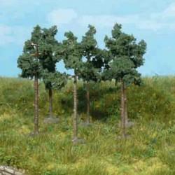 Model drzewa SOSNA 6szt.6cm HEKI 1152