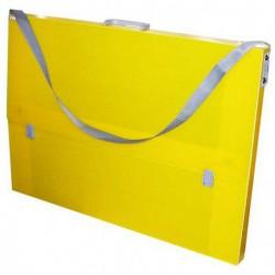 Teczka HOS B1 żółta
