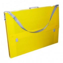 Teczka HOS B2 żółta