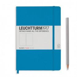 Notatnik LEUCHTTURM1917 A5 249st.lazur gładki