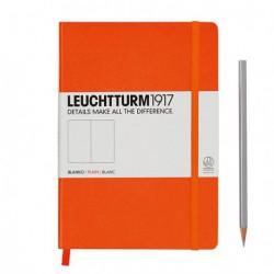 Notatnik LEUCHTTURM1917 A5 249st.pomarańcz gładki