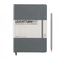 Notatnik LEUCHTTURM1917 A5 249st.szary gładki