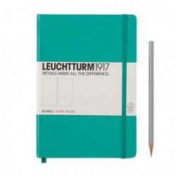 Notatnik LEUCHTTURM1917 A5 249st.szmaragd gładki