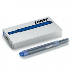 Naboje atramentowe Lamy T10 niebieskie