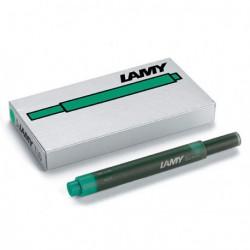 Naboje atramentowe Lamy T10 zielone