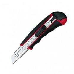 Nóż samoładujący 18mm + 6 ostrzy