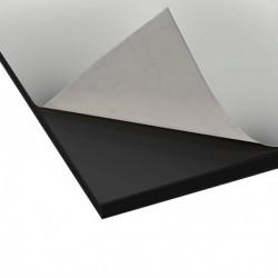 Płyta piankowa czarna samoprzylepna 5mm 70x100cm