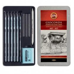 Komplet Giaconda ART SET 8894 mały