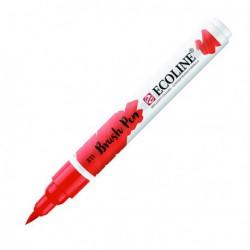Talens Ecoline Brush Pen – 311 Vermilion