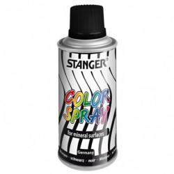 Color Spray Acryl STANGER 150ml czarny