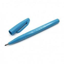 Pisak pentel sign pen błękitny