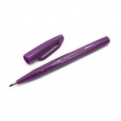 Pisak pentel sign pen fioletowy