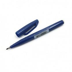 Pisak pentel sign pen niebieski