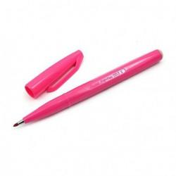 Pisak pentel sign pen różowy