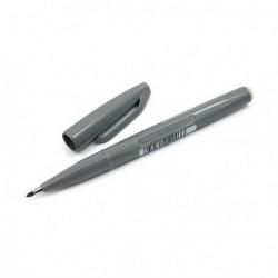 Pisak pentel sign pen szary