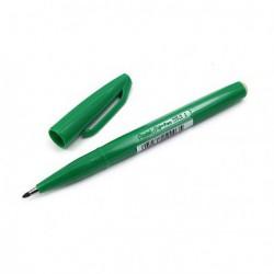 Pisak pentel sign pen zielony