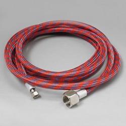 Wąż opleciony Paasche 1.8m
