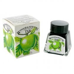 Tusz Winsor&Newton 14ml.apple green