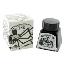 Tusz Winsor&Newton 14ml.black