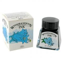 Tusz Winsor&Newton 14ml.cobalt