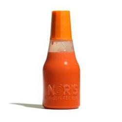 Tusz NORIS  fluoryzujący UV pomarańczowy