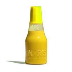 Tusz NORIS  fluoryzujący UV żółty
