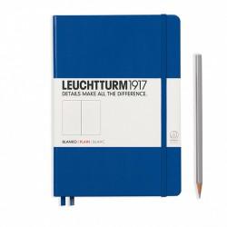 Notatnik LEUCHTTURM1917 A5 249st.royal blue gładki