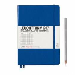 Notatnik LEUCHTTURM1917 A5 249st.royal blue kratka